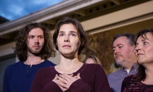Amanda Knox was acquitted by Italy's highest court of the murder of British student Meredith Kercher.
