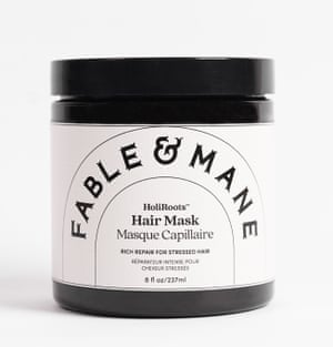 Fable & Mane Holi Roots Hair Mask.