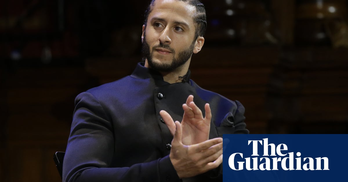 Kaepernick releases powerful video on police killings to mark anthem protest anniversary