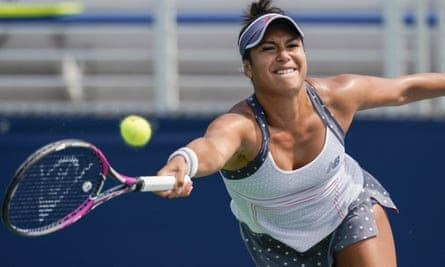 Heather Watson will be aiming to come out on top against Konta.