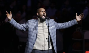 'Unprecedented access to survivors' ... A new documentary will examine allegations of sexual misconduct by R&B singer R Kelly.