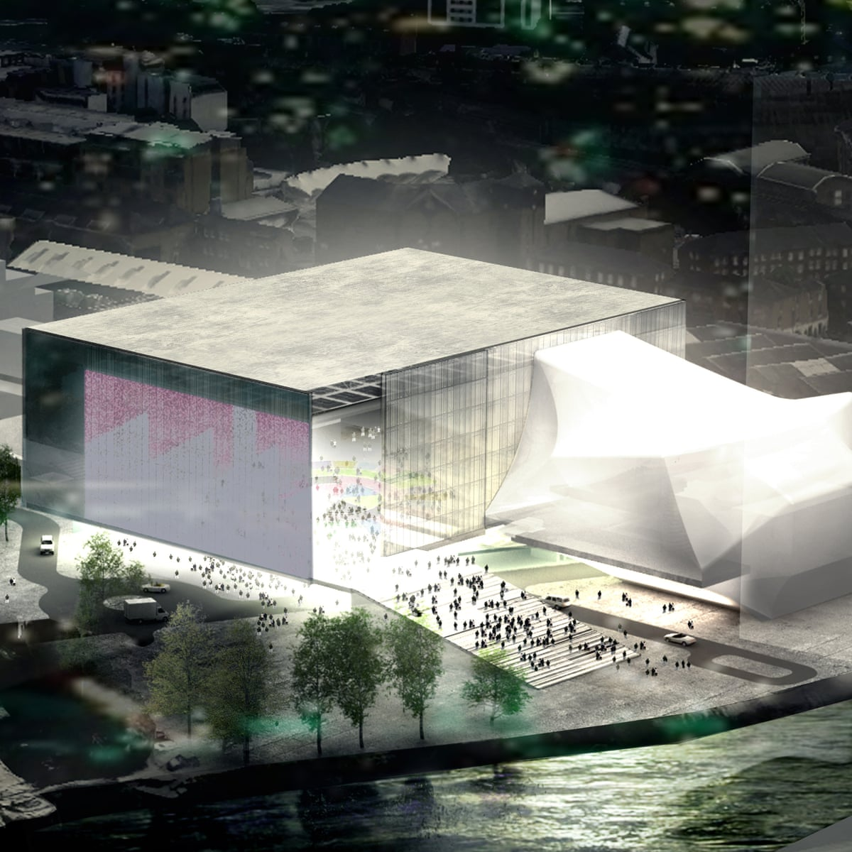 Rem Koolhaas Wins Factory Design Project As Manchester Goes Dutch Manchester The Guardian