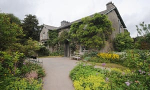 Hill Top Farm, the former home of Beatrix Potter