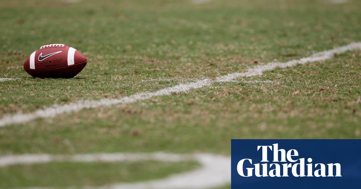 Referee shot in face by cannon during college football game in Maine