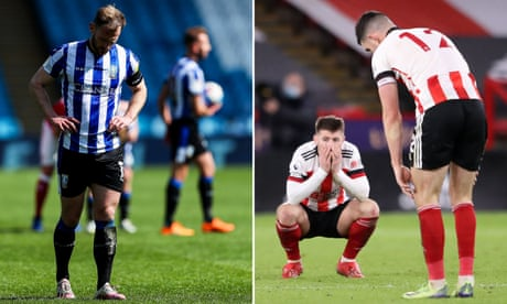 Steel City faces sombre summer after relegations for United and Wednesday   Louise Taylor