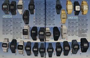 1986 Argos Watches