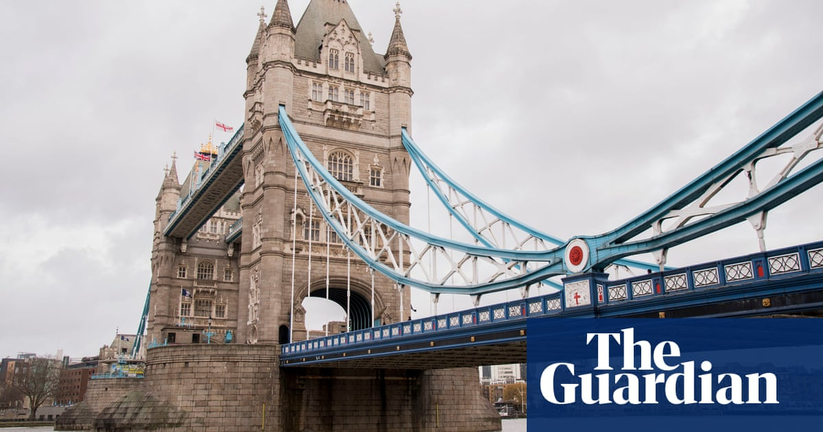Schoolboy missing after falling from Tower Bridge into Thames