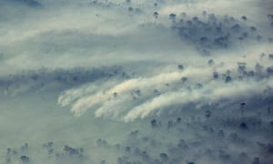 The 2015 blazes cloaked swaths of south-east Asia in toxic smog.
