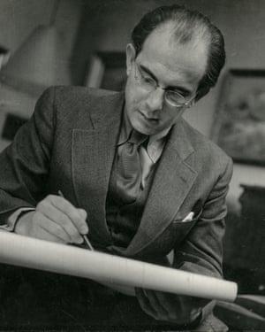 Georg Mayer-Marton in the 1930s.