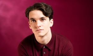 Fionn Whitehead … 'I just remember making my friends laugh'
