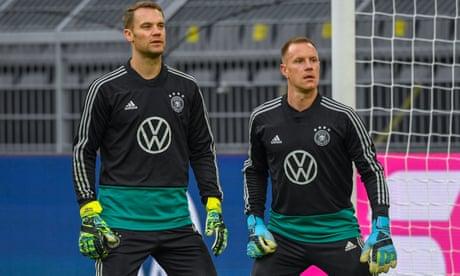 Ter Stegen v Neuer: Barça v Bayern a proxy war for Germany's No 1 rivals