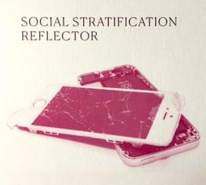 Social Stratification Reflector by Nadine Rotem-Stibbe.