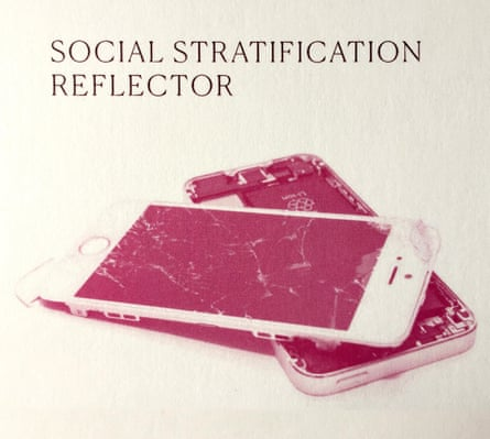 Social Stratification Reflector by Nadine Rotem-Stibbe.