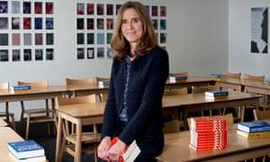 Lara Agnew at Holland Park School