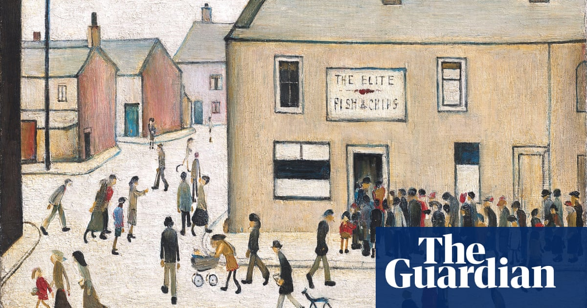 LS Lowry paintings of crowds to go on sale in Christie's auction