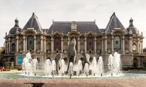 Lille's the palatial belle epoque Palais des Beaux-Arts exhibits masterpieces by Rembrandt, Rubens, Goya, Toulouse-Lautrec and Monet