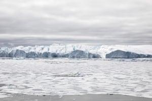 Jakobshavn, the world's fastest-melting glacier