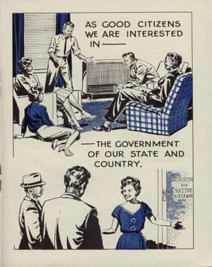 1964 material urging Indigenous Australians to vote