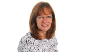 Carole Powell, teacher at the Poges School