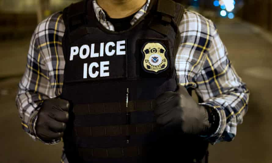 US Immigration and Customs Enforcement (Ice), which chartered the deportation flight, does not comment on pending litigation.
