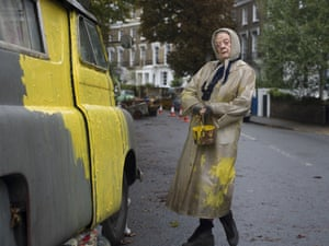 Maggie Smith Lady in the Van