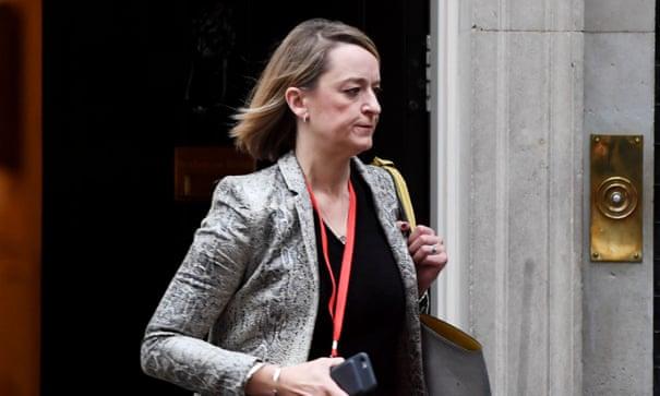 BBC denies Laura Kuenssberg's postal vote comments broke law | Laura Kuenssberg | The Guardian