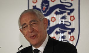 Lord Triesman was previously chairman of the Football Association.