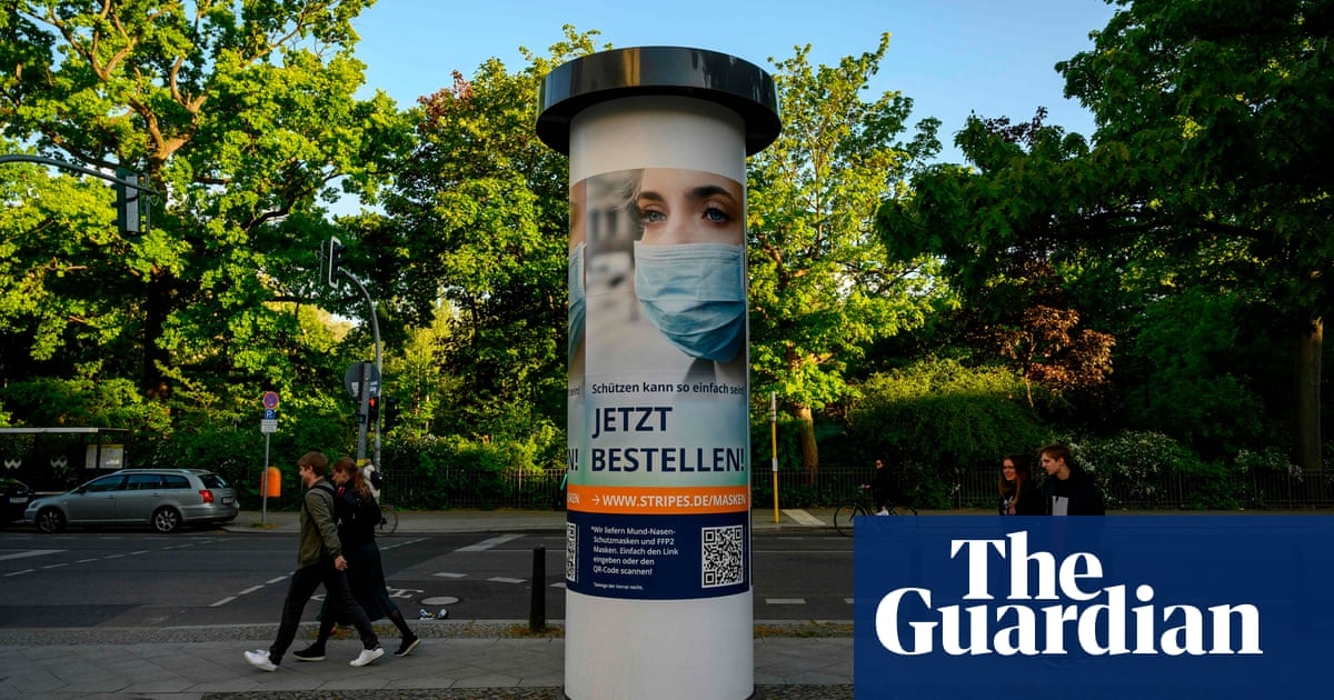 Germany in recession as coronavirus blights eurozone economies
