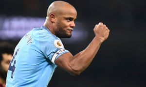 Vincent Kompany joined Manchester City in 2008 and is due to have a testimonial in the summer.