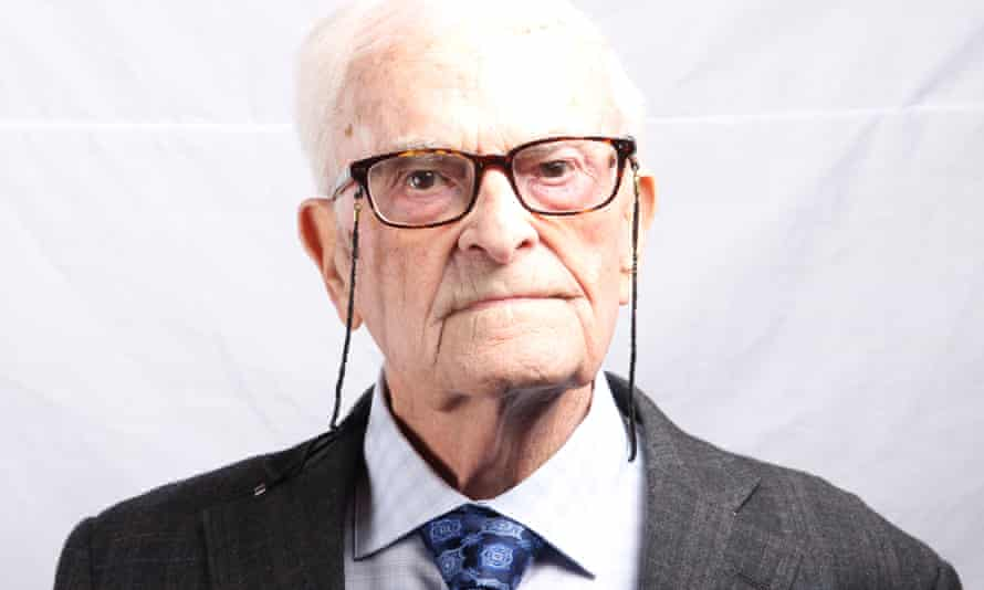 Fighting the good fight still … Harry Leslie Smith.s