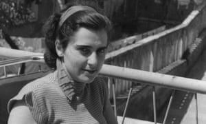 Luce d'Eramo in 1946.