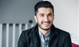 Nuri Sahin of Borussia Dortmund
