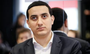 Trappes mayor Ali Rabeh.