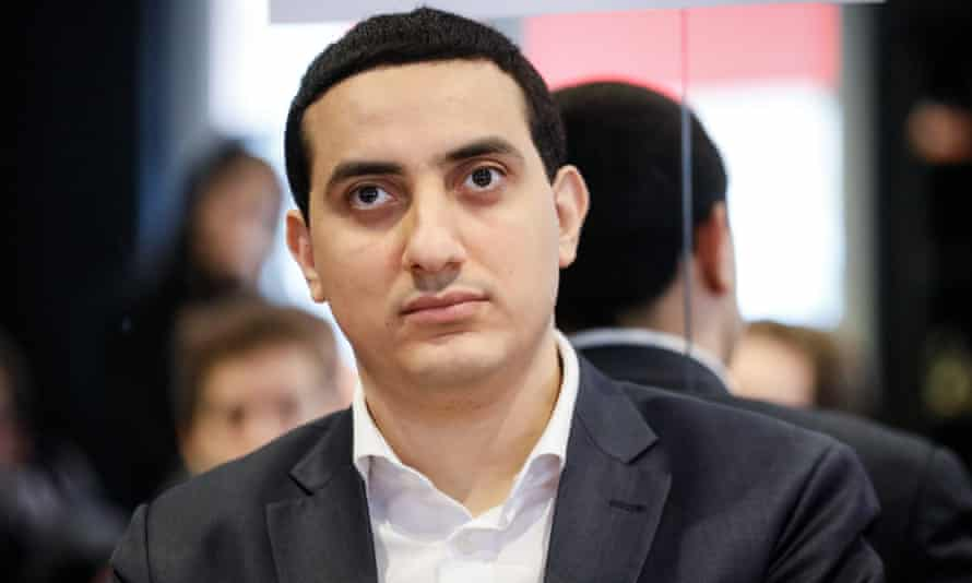 Trappes mayor Ali Rabeh.