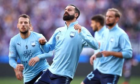 A-League grand final: Perth Glory v Sydney FC – live!