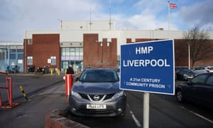 Liverpool prison