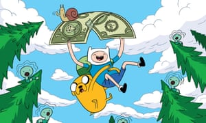 Adventure Time ended this week