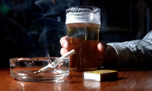Councils fear they will have to scale back work to tackle drinking and smoking
