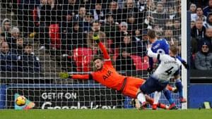 Tottenham Hotspur v Leicester City: Premier League – live! | Football