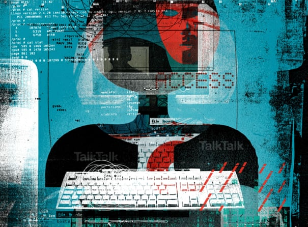 Ghosts in the machine: the real hackers hiding behind the cliches of