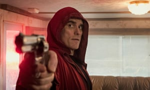 Matt Dillon in Lars von Trier's The House That Jack Built, available on Curzon Home Cinema.