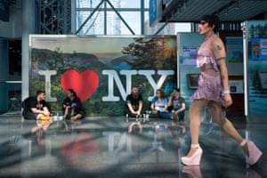 Last year the event in New York welcomed more than 40,000 attendees