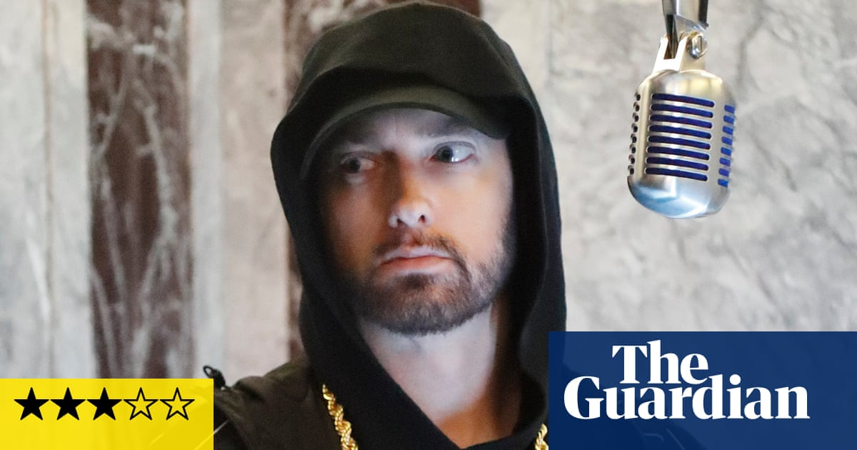 Eminem: Music to Be Murdered By review – potent force in search of targets | Music | The Guardian