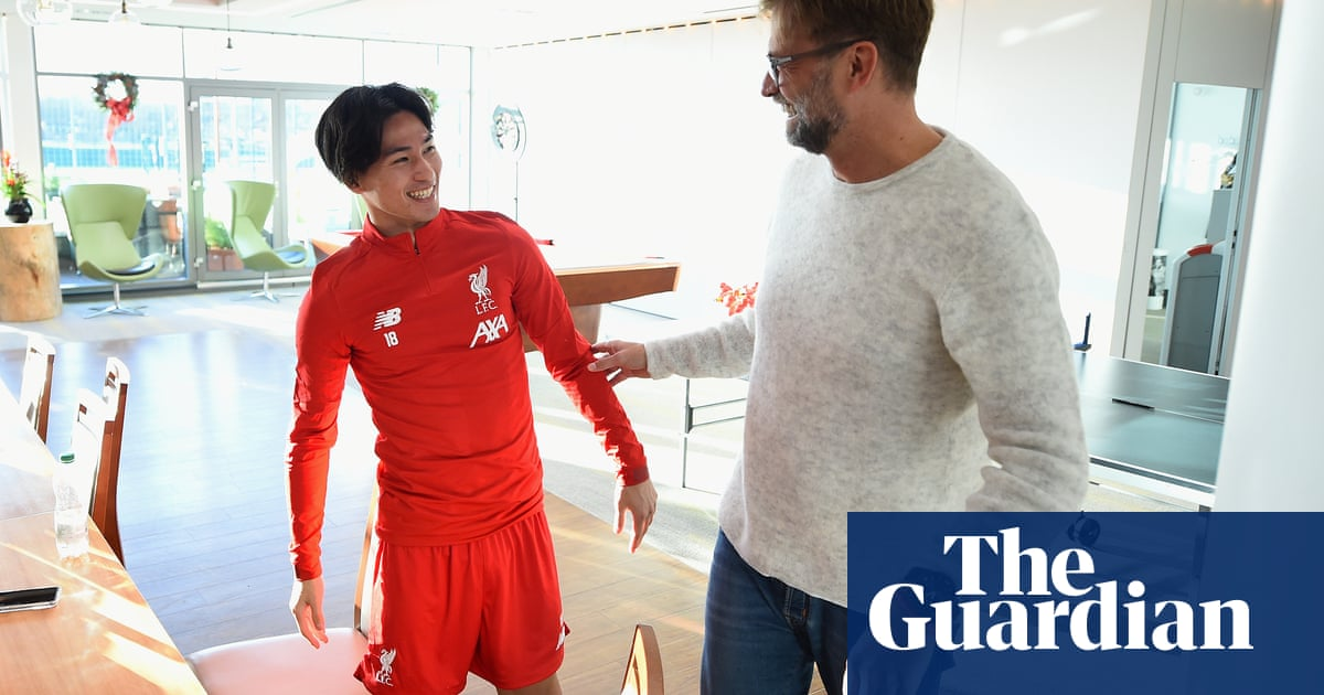 Takumi Minamino may make Liverpool debut in FA Cup against Everton