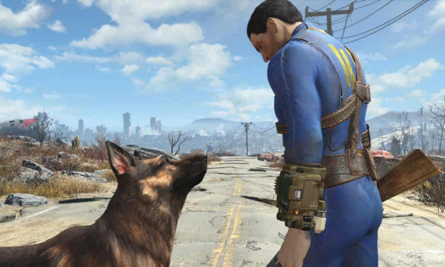 Dogmeat – your faithful and slightly murderous companion in Fallout 4
