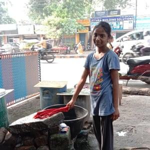Aviti Keerthana, 9