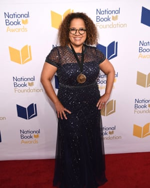 Erica Armstrong Dunbar, author of Never Caught: The Washingtons' Relentless Pursuit of their Runaway Slave, Ona Judge.