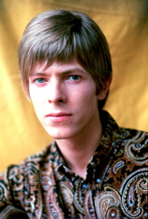 Bowie in 1967.