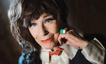 Actor Fenella Fielding, who celebrates her 90th birthday on 17 November.
