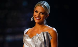 Sarah Rose Summers competes in Miss Universe 2018 in Bangkok, Thailand.